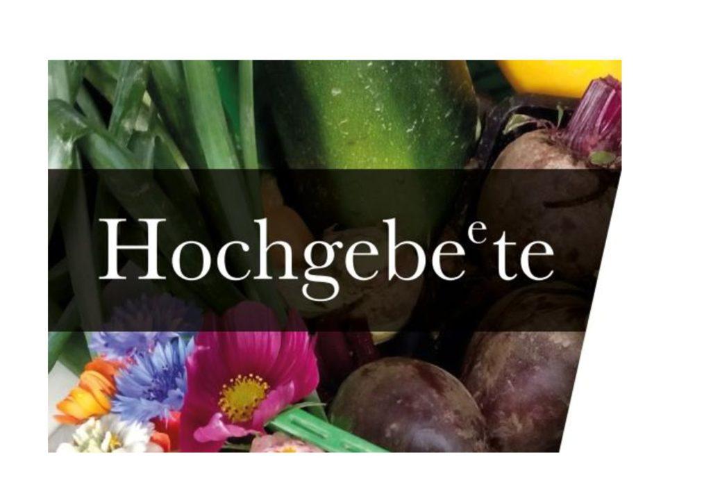 Hochgebeete – Garten-Langzeit-Exerzitien